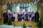 Воскресная школа для взрослых отпраздновала Рождество Христово