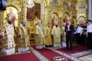 Божественная Литургия в кафедральном соборе Кубанской митрополии