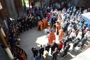 В Тимашевске прошёл Пасхальный крестный ход