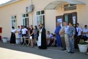 Акция памяти жертв терроризма «Нельзя забыть» в Тимашевске