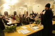 Руководитель отдела религиозного образования и катехизации Ейской епархии возглавил секцию XXVI Международных Рождественских чтений